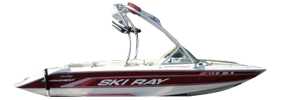 Ski Ray Sportster Bow Rider Sea Ray Boat Covers | Custom Sunbrella® Sea Ray Covers | Cover World