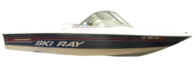 Spitfire Sea Ray Boat Covers | Custom Sunbrella® Sea Ray Covers | Cover World