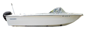 SRV 160 Outboard Sea Ray Boat Covers | Custom Sunbrella® Sea Ray Covers | Cover World
