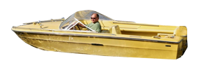 SRV 180 Sterndrive Sea Ray Boat Covers | Custom Sunbrella® Sea Ray Covers | Cover World