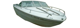 SRV 185 Sterndrive Sea Ray Boat Covers | Custom Sunbrella® Sea Ray Covers | Cover World
