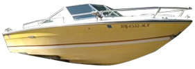 SRV 190 Sportsman Sea Ray Boat Covers | Custom Sunbrella® Sea Ray Covers | Cover World