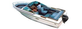 SRV 192 Outboard Sea Ray Boat Covers | Custom Sunbrella® Sea Ray Covers | Cover World