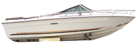 SRV 195 Sterndrive Sea Ray Boat Covers | Custom Sunbrella® Sea Ray Covers | Cover World