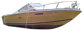 SRV 200 Sunrunner Sterndrive Sea Ray Boat Covers | Custom Sunbrella® Sea Ray Covers | Cover World