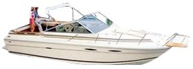 SRV 225 Amberjack Sea Ray Boat Covers