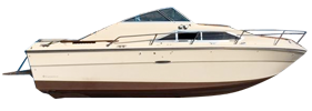 SRV 225 Express Cruiser Sea Ray Boat Covers | Custom Sunbrella® Sea Ray Covers | Cover World
