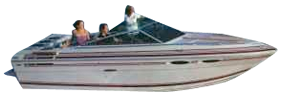 SRV 225 SXL Sea Ray Boat Covers | Custom Sunbrella® Sea Ray Covers | Cover World