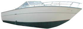 SRV 240 Cuddy Cabin Sea Ray Boat Covers | Custom Sunbrella® Sea Ray Covers | Cover World