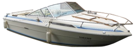 SRV 210 Cuddy Fisherman Sea Ray Boat Covers | Custom Sunbrella® Sea Ray Covers | Cover World