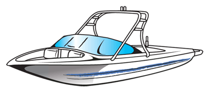 Ski & Wakeboard Boat Covers