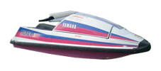 Super Jet 650 Yamaha Jet Ski Covers | Custom Sunbrella® Yamaha Covers | Cover World