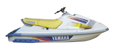 WaveRaider 700 Deluxe Yamaha Jet Ski Covers | Custom Sunbrella® Yamaha Covers | Cover World
