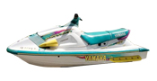 WaveRaider 760 Yamaha Jet Ski Covers | Custom Sunbrella® Yamaha Covers | Cover World